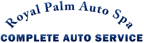 Royal Palm Auto Spa - logo